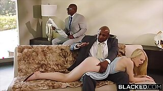 Black Ex Girlfriend punished For Unfaithful - 12:04