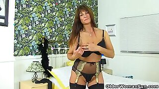 British milfs POVs at a party - 12:30