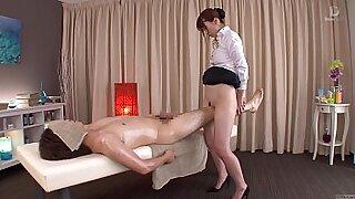 Yui Hatano amazing massage with wild sex - 5:51