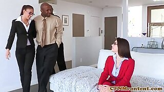 Sexy Valentina Nappi femdom ass on BRI - 8:32