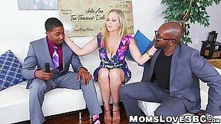 desi big tits milf in double penetration - 5:04