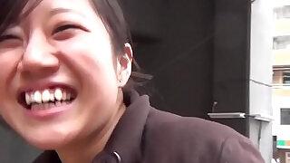 Japanese skanks flashing - 10:00