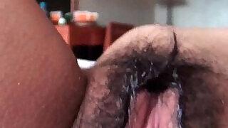 Naughty Asian Amateur Licks Ass And Dick - 5:00