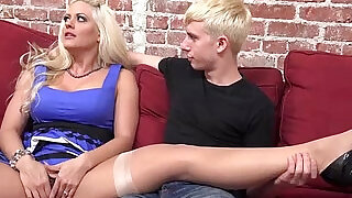Holly Heart Takes A Big Black hard long Cock In Front Of Her Cuckold - 12:00