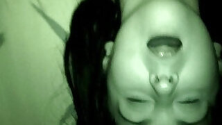 Private voyeur nightvision homemade fucking and cum swallowing sextape - 15:00
