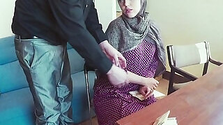 Pussyfucked jihab muslim babe mouth creamed - 7:00