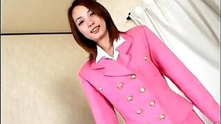 Midori Saejima in pink outfit is screwed - 38:00