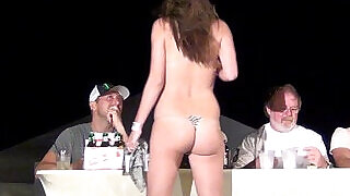 homemade bikini contest florida - 12:00
