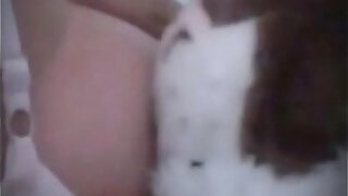 Cutest kinky breastfeeding by hot desi indian bhabhi to her stuff toy tiger - 2:00