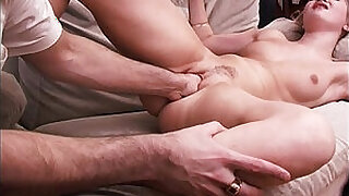 Teen Girfriend Gives A Fisting Show For Boyfriend - 12:00