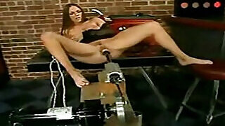 Venus Hottie Fucked By Machines In Pussy, Ass, And Both With Squirt Fuckingmachines Robosex.av - 38:00