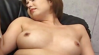 Japanese babe gets her haiy pussy licked and fingered Uncensored - 7:00