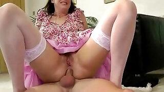 Milf slut blowjob ass fucked - 5:00