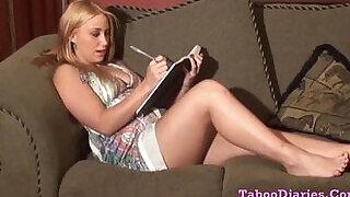 Shelbys Taboo Diary - 28:00