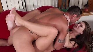 Jojo Kiss foot fetish - 10:00