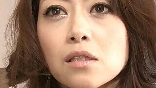 Maki Hojo amateur hardcore with a masked stranger - 12:00