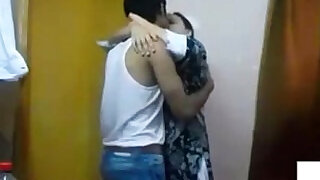 Sexy Indian Couple Hardcore Kissing - 3:00