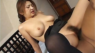 Busty Japanese babe wants it hard - 11:00
