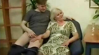Mature Mother and Son Sex - 25:00