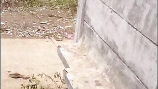 sexy bhabhi taking bath at backward - 2:00