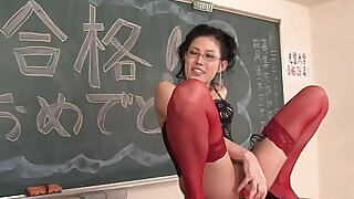 Celebrating by fucking the naughty teacher anally - 1:15