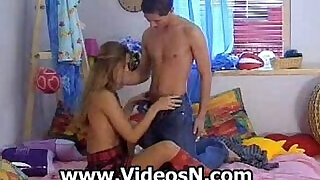 Teen Brother Sister inch cock! - 20:00