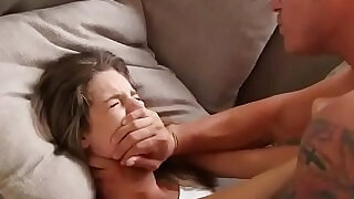 stepsister forced to fuck - 3:00