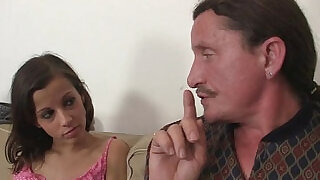 She seduces father and mother in law into 3some - 6:00