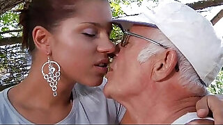 Big dick fucks his much younger sexy girlfriend - 6:00
