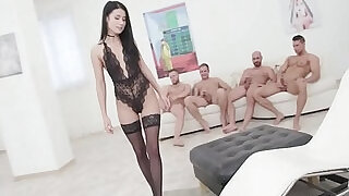 Super Hot Nicole Black Balls Deep Anal DP DAP in every position imagi - 1:28