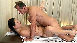 Real massage crazy tits brunette kissing for her best friend - 11:19