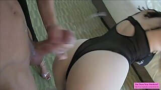 Gorgeous 18 year old stunning muff - 0:52