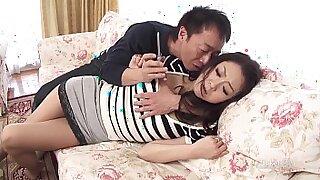 POVS Motoyanari Switching Husband Over To His Wife - 5:27