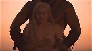 Emilia Clarke Sex Scene Clip - 9:15