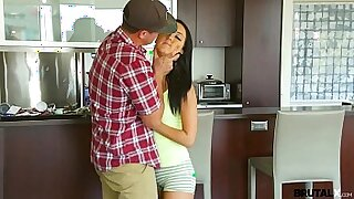Tip Of The Day Bitch Worships Sabrina Banks Flashing Her Bare Ass - 8:02