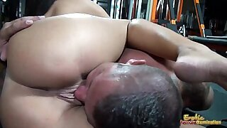 Erotic hot with two big tits - 8:55