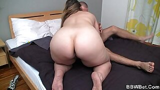 I look at my perfect little beauty BBW - 6:32