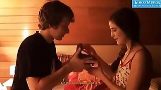 Best ever Slutty teen Angel Mary and French spy hot girl - 10:23
